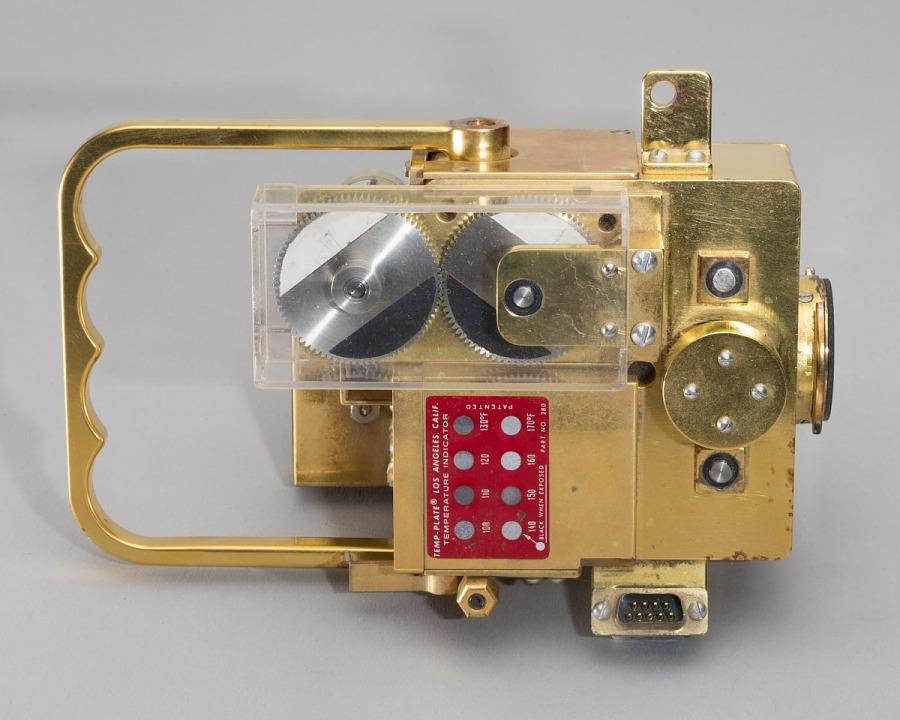 Film Cassette, Lunar Camera, UV, Apollo 16