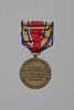 Thumbnail for World War II Victory service medal awarded to Lorenzo DuFau
