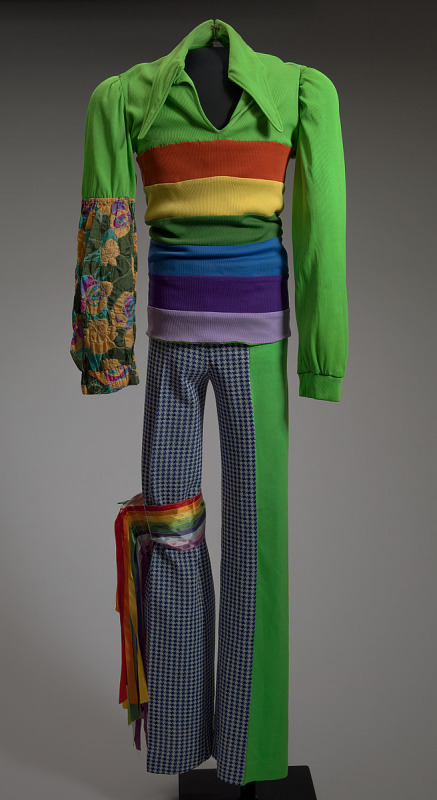 Image 1 for Stage costume worn by Jermaine Jackson