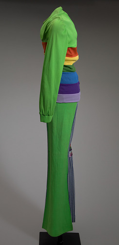 Image for Stage costume worn by Jermaine Jackson
