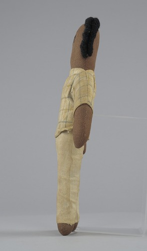 Image for Male doll with tan clothing