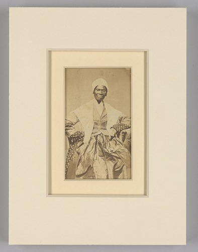 Image For Carte De Visite Of Sojourner Truth