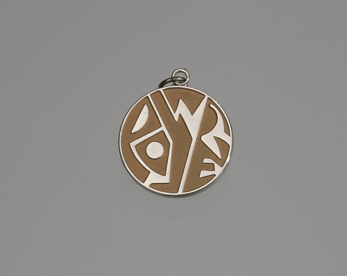 Image for Logo pin for Power membership of Alpha Kappa Alpha Sorority