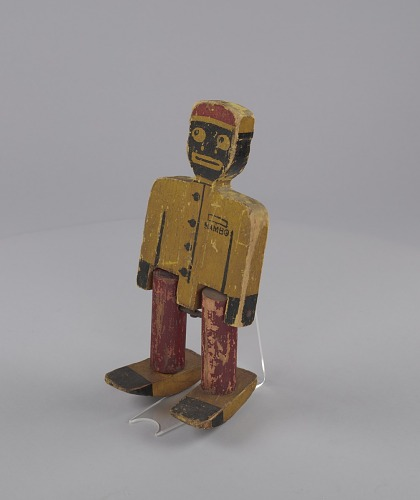 Image for Walking toy in the form of a caricatured porter