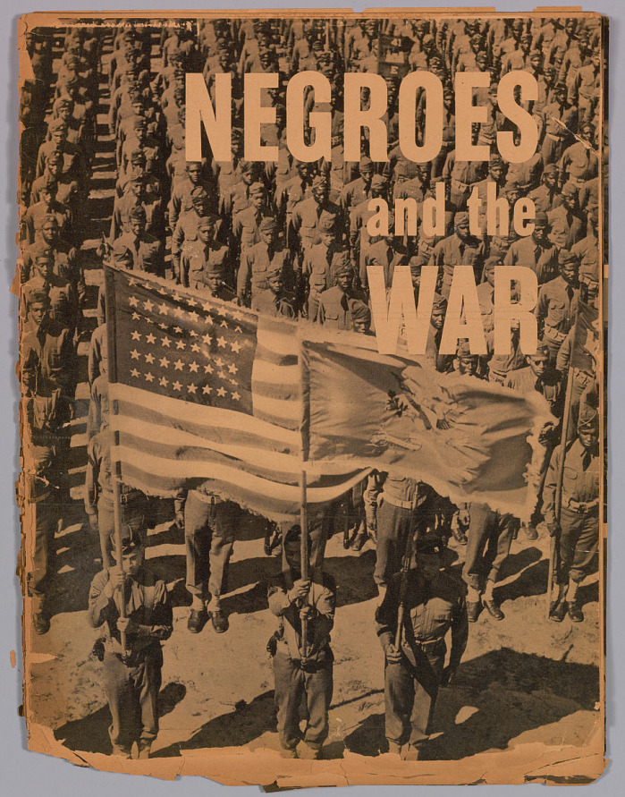 Image for Negroes and the War