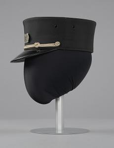 images for Uniform cap worn by Pullman Porter Philip Henry Logan-thumbnail 4