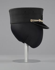 images for Uniform cap worn by Pullman Porter Philip Henry Logan-thumbnail 6