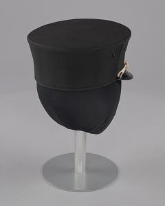 images for Uniform cap worn by Pullman Porter Philip Henry Logan-thumbnail 7