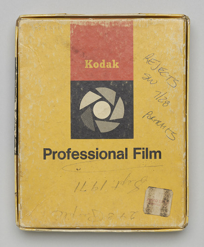 Image for Film box from the studio of H.C. Anderson