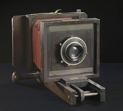 Camera from the studio of H.C. Anderson