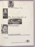 Image for The Encyclopedia of Photography, v. 2