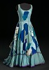 Thumbnail for Costume gown, petticoat, and jacket for Addaperle in The Wiz on Broadway