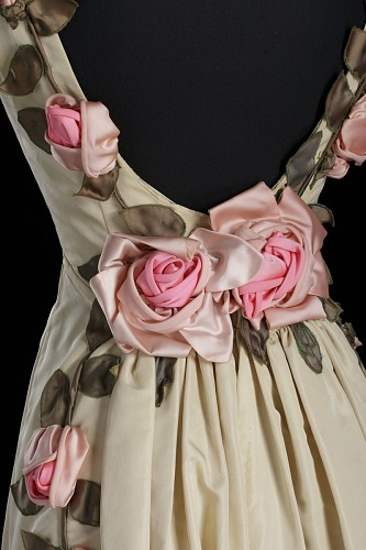 Image for Dress designed by Ann Lowe