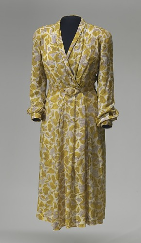 Image for Dress sewn by Rosa Parks