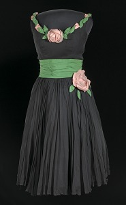 images for Dress designed by Ann Lowe-thumbnail 1