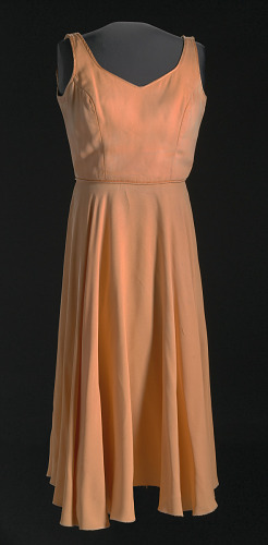 Image for Costume dress for Lady in Orange from for colored girls... on Broadway