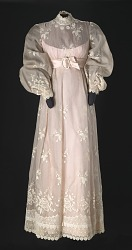 Dress worn by Diahann Carroll on the television show Julia
