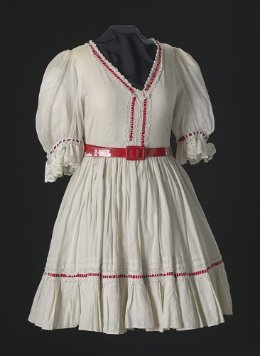 Image for Costume dress and belt for Dorothy in The Wiz on Broadway