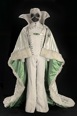 Costume for the Wizard in The Wiz on Broadway