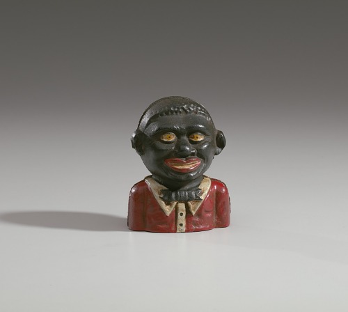 Image for Coin bank in the form of a caricatured boy