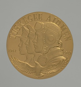 images for Tuskegee Airmen Congressional Gold Medal-thumbnail 1