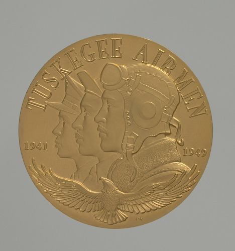 Image for Tuskegee Airmen Congressional Gold Medal