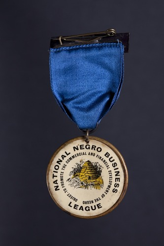 Image for National Negro Business League pin