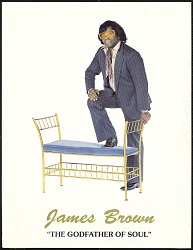 Poster of James Brown