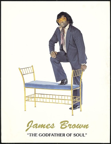 Image for Poster of James Brown
