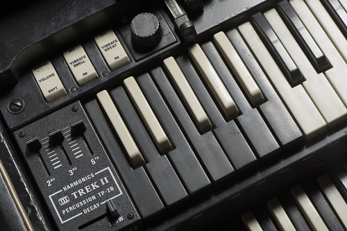 Image for Hammond B-3 organ owned by James Brown
