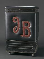 Leslie speaker cabinet owned by James Brown