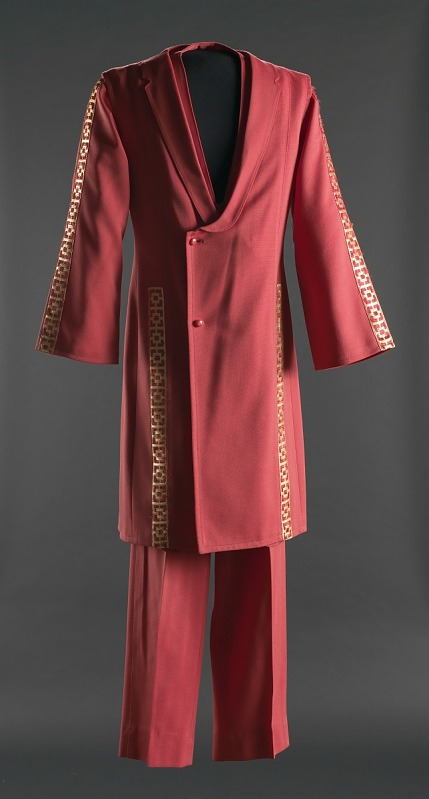 Image 1 for Red suit owned by James Brown