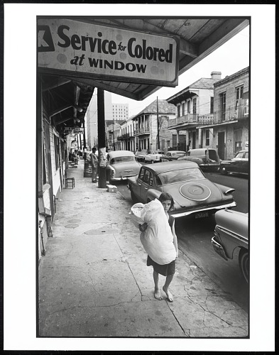 Image for Laundry Girl • New Orleans, LA