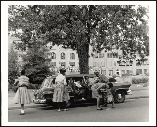 Image for Desegregation of Central High School Little Rock, AR