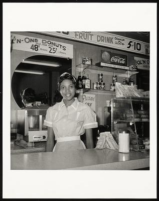 <I>Helen Ann Smith at Harlem House, Beale St, Memphis, TN</I>