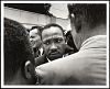 images for <I>Dr. Martin Luther King, Jr. is stopped by police at Medgar Evers' funeral, Jackson, MS</I>-thumbnail 1