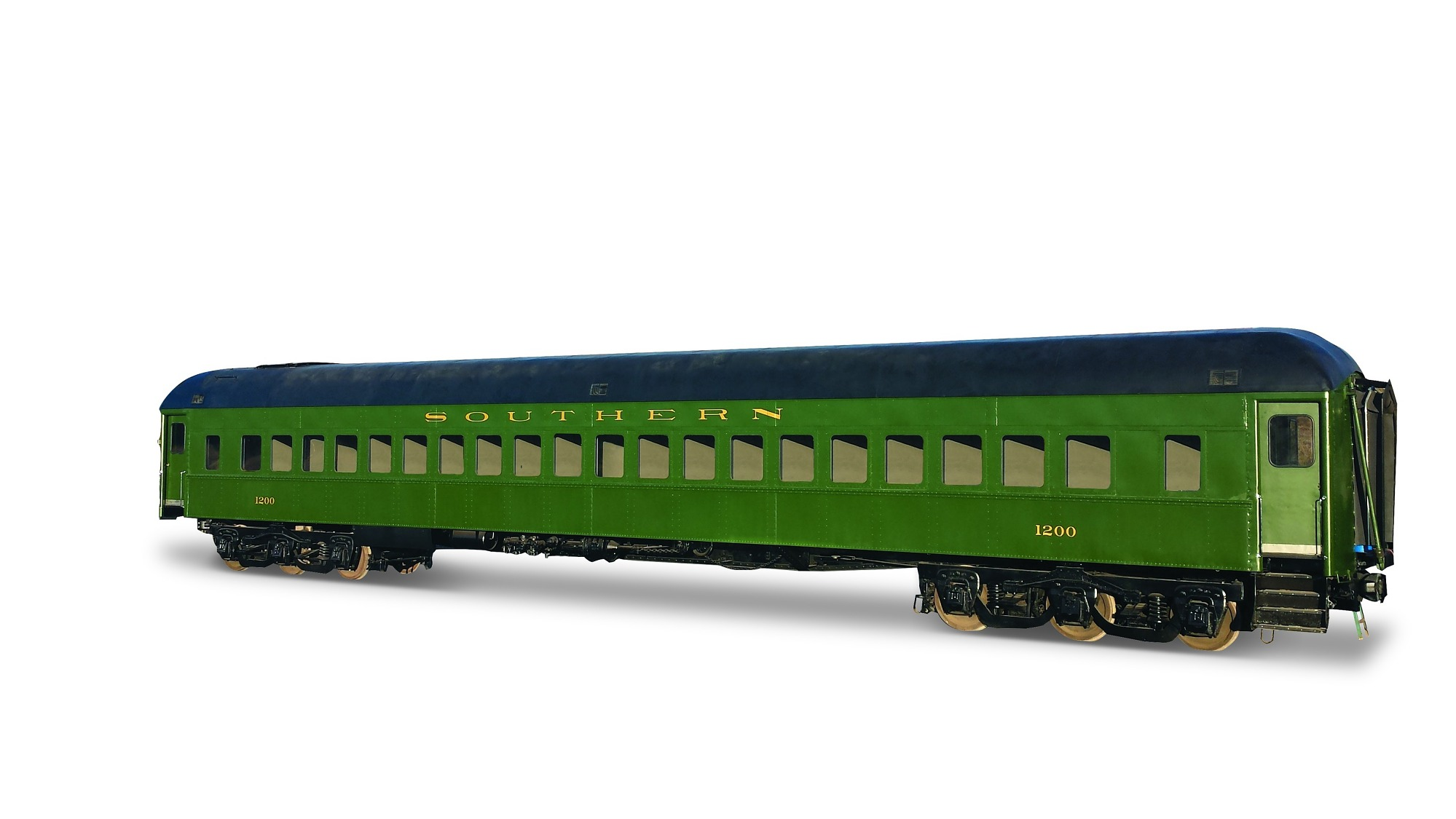 images for <I>Southern Railway No. 1200</I>
