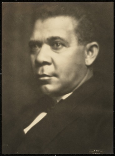 Image for Booker T. Washington
