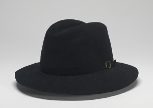 images for Fedora worn by Michael Jackson during Victory tour-thumbnail 1
