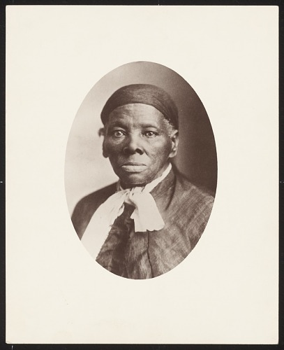 Image for Albumen print of Harriet Tubman