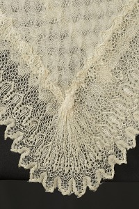 images for Silk lace and linen shawl given to Harriet Tubman by Queen Victoria-thumbnail 3