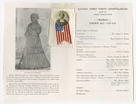 Image for Program for the Second Pilgrimage to the Harriet Tubman Home