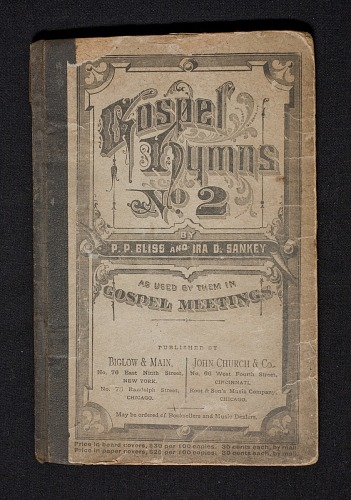 Image for Gospel Hymns No. 2
