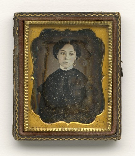 Image for Daguerreotype of a young woman