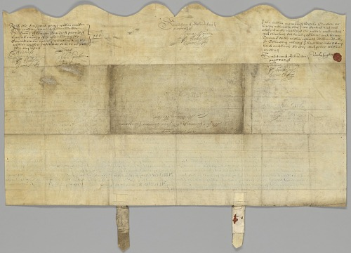 Image for Deed of sale between William Walker and John and Joan Gunston