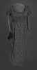 thumbnail for Image 2 - Black beaded dress designed by Zelda Wynn and worn by Ella Fitzgerald