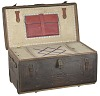 Thumbnail for Traveling trunk used by George Thompson Garrison in the Civil War