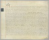 Thumbnail for Deed of sale including 237 enslaved persons in transaction