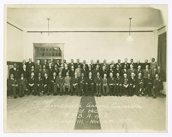 The Seventeenth Annual Convention of the P.P.B.A. of A., Chicago, IL