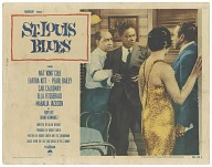 Image for A lobby card for the movie St. Louis Blues